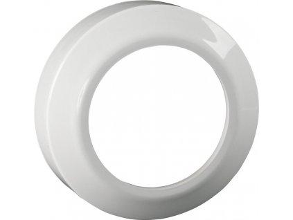 Krycí kroužek rozeta, nízká 25 mm
