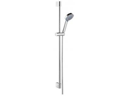 AMY sprchová souprava, posuvný držák, 980mm, chrom