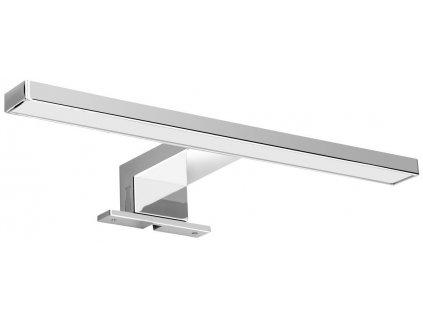 SERAPA LED svítidlo 5W, 230V, 300x40x100mm, plast, chrom