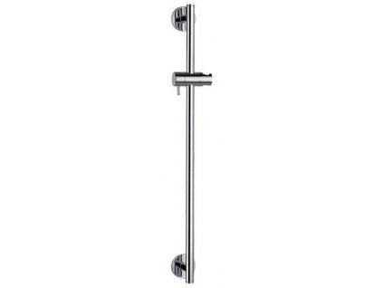 Posuvný držák sprchy, 660mm, chrom