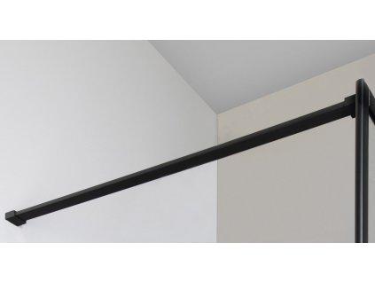 CURE BLACK přídavná vzpěra 1400mm, černá mat