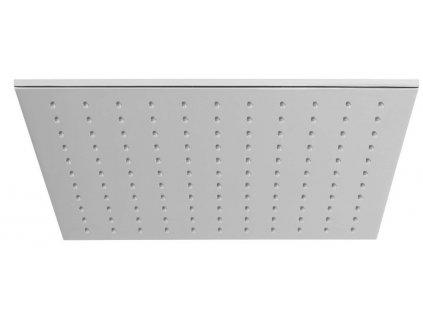 Hlavová sprcha, 300x300mm, chrom