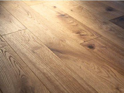 Princ Parket Oak NATURALE Brushed Wood Floor 101