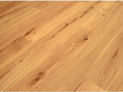 Princ Parket Oak VANIGLIA Brushed Wood Floor 101