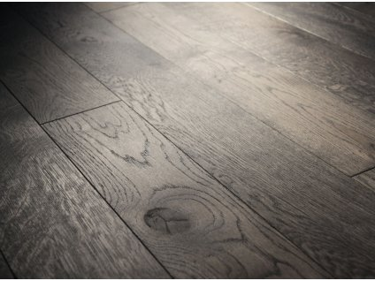 Princ Parket Oak NERO Brushed Wood Floor 101