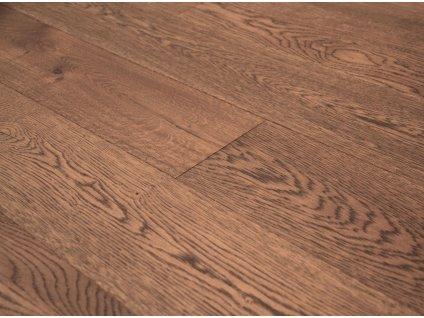 Princ Parket Oak TABACCO Brushed Wood Floor 103