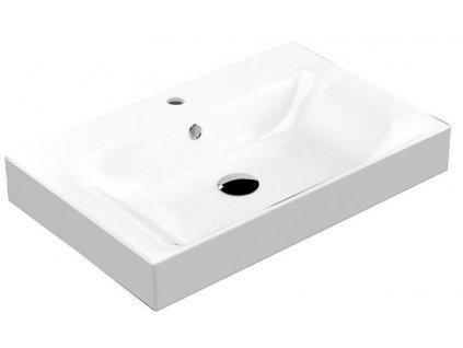 CENTO keramické umyvadlo 60x45cm