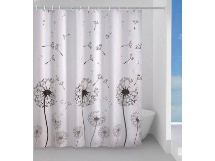 DESIDERIO sprchový závěs 180x200cm, polyester