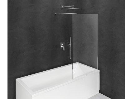 MODULAR SHOWER vanová zástěna 1000x1500mm, čiré sklo