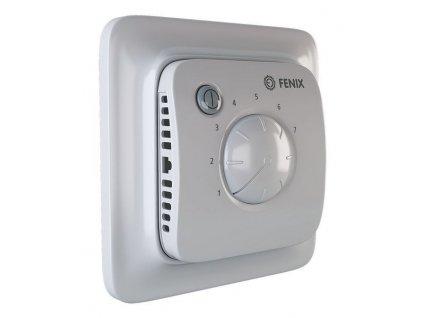 Analogový univerzální termostat