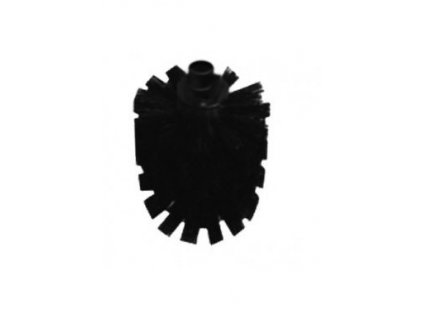 Náhr. kartáč bez ruk. pro WC št., černá, XR303, XR304,XR305, XS300,