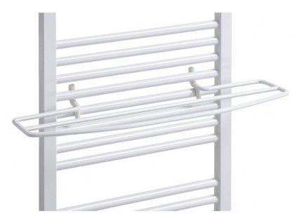 Sušák ručníků na otopná tělesa 214x600mm, bílý