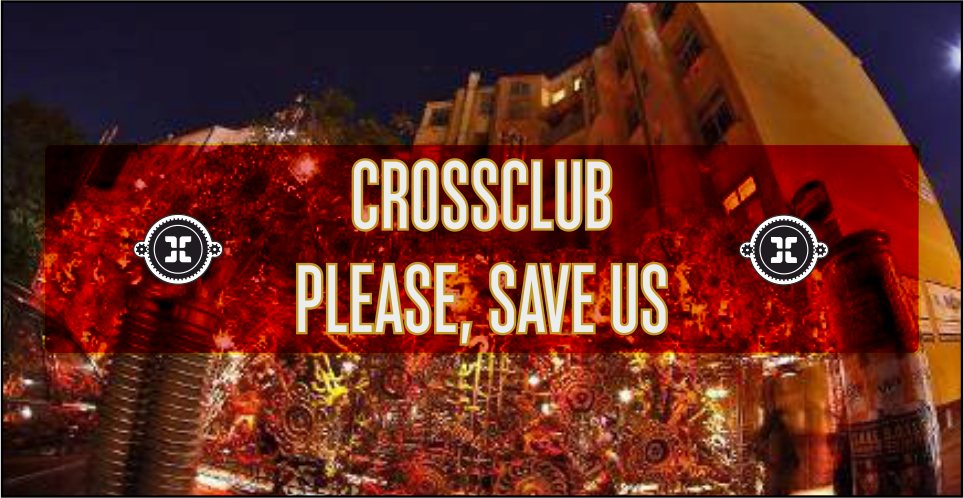 CROSSCLUB - PLEASE, SAVE US