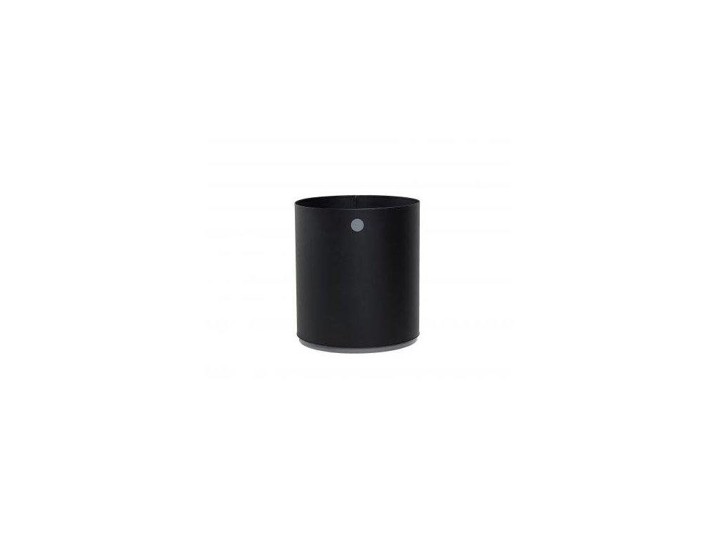 Cane-line Květináč Grow Ø 54 cm - lávově šedá/světle šedá