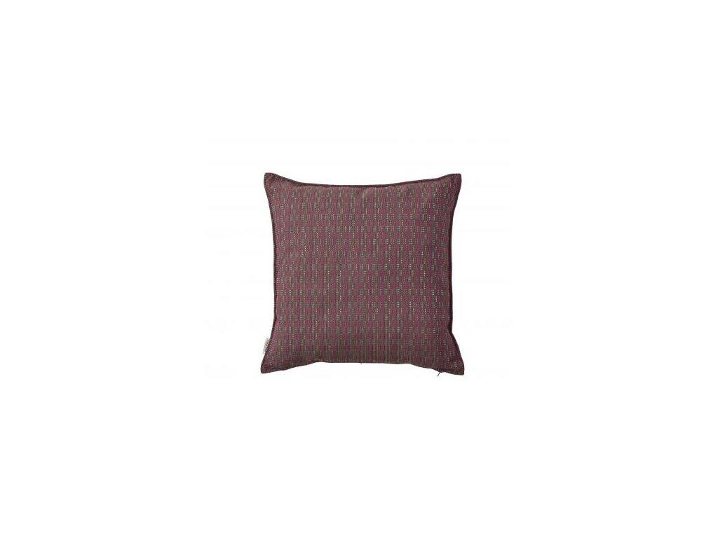 Cane-line Polštář Stripe - růžová se vzorem
