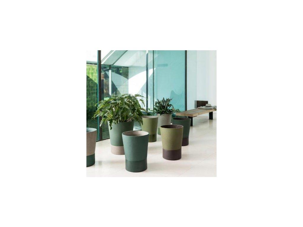 Atelier Vierkant Květináč MRO50