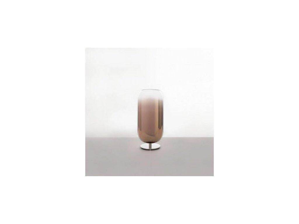 Artemide Lampička Gople Ø 21 cm - bronzová
