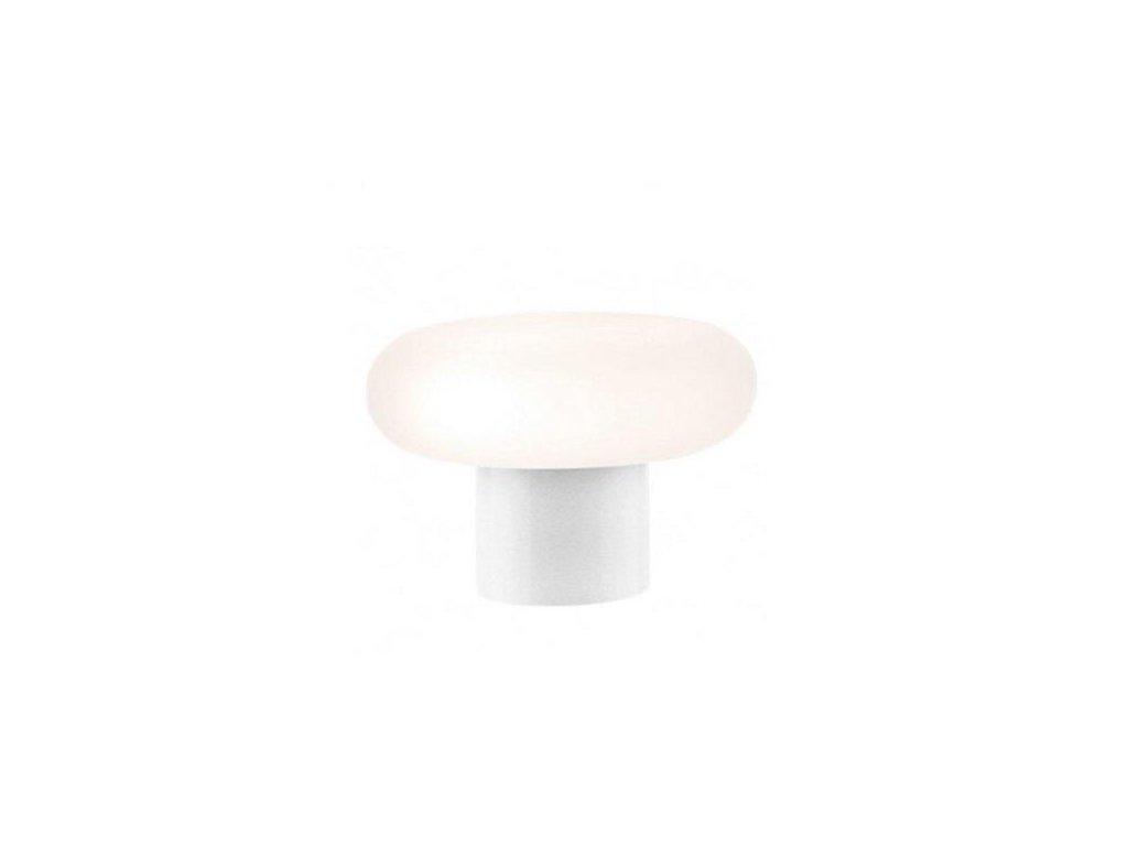 Artemide Lampička Itka Base Ø 35 cm - bílá keramika