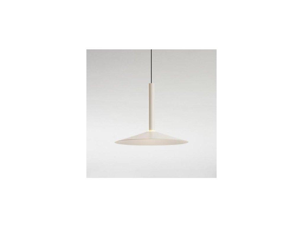 Marset Závěsná lampa Milana Ø 32,1 cm - černá/bílá
