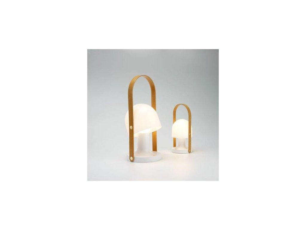 Marset Přenosná lampička FollowMe Plus