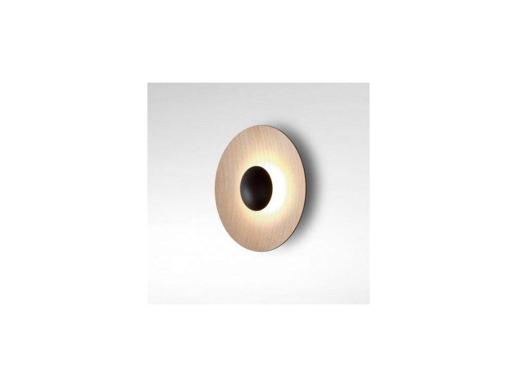 Marset Nástěnná lampa Ginger Ø 60 cm