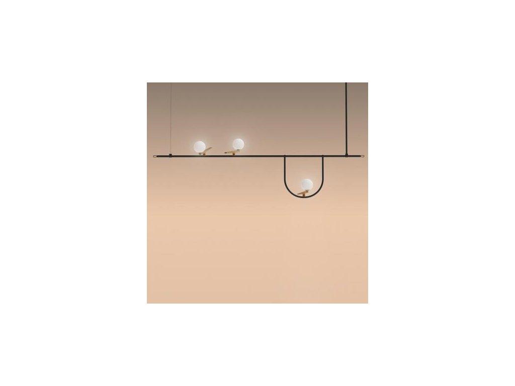 Artemide Závěsné svítidlo Yanzi SC 1
