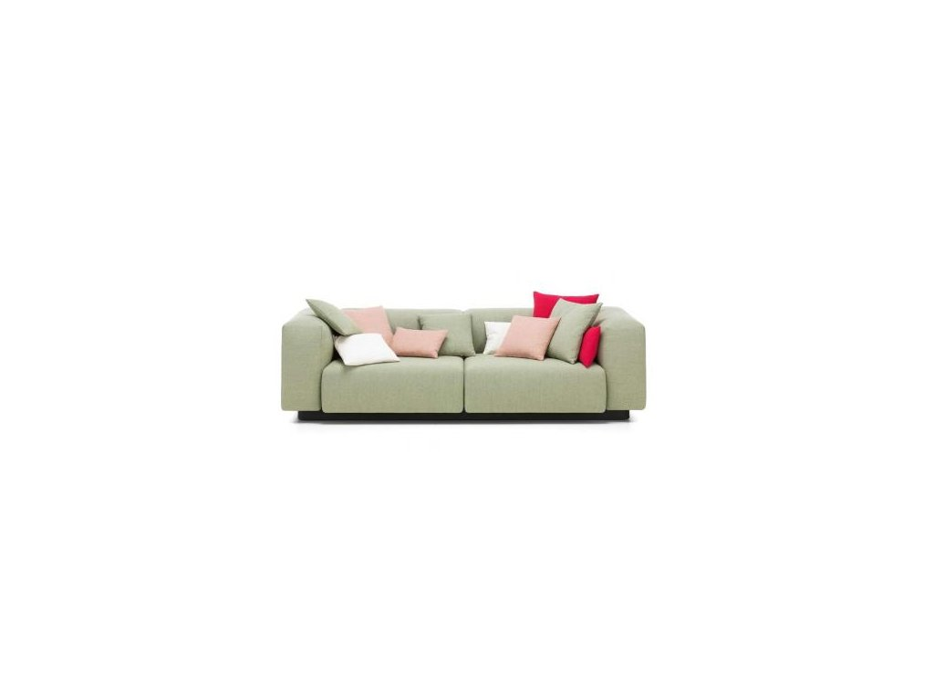 Vitra Dvoumístná pohovka Soft Modular Sofa