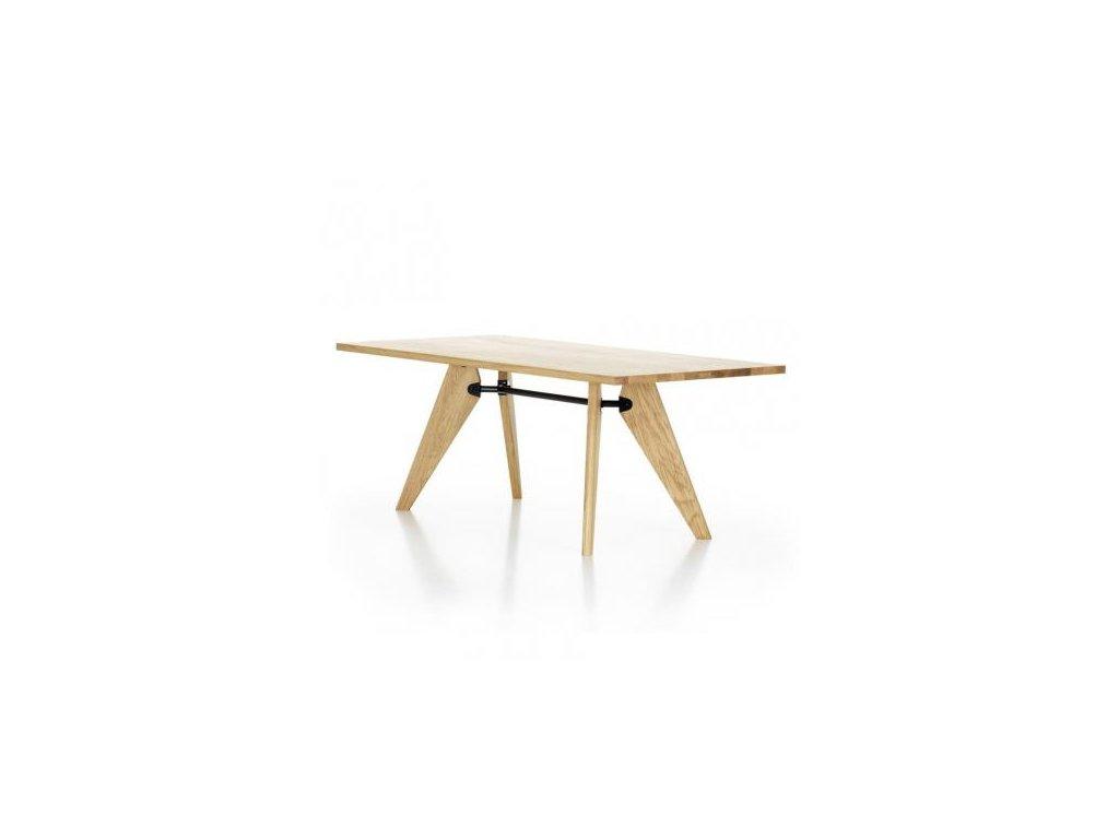 Vitra Stůl z masivního dřeva Solvay