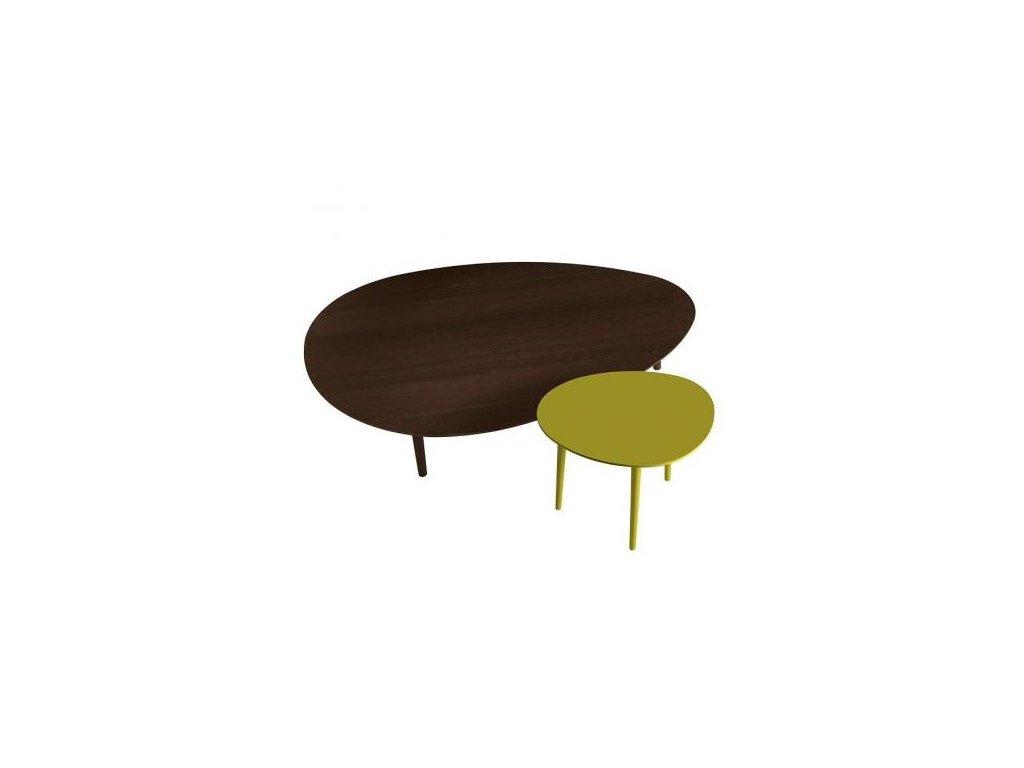 Jesse Konferenční stolek Pond