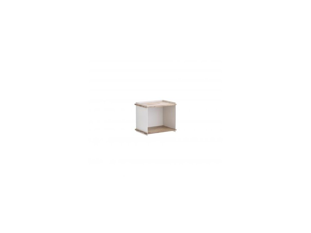 Cane-line Box na stěnu - bílá
