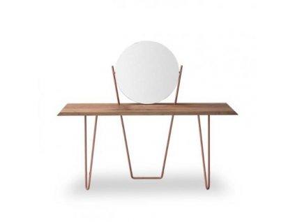 Bonaldo Konzolový stolek se zrcadlem Coseno