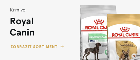 Royal canin banner