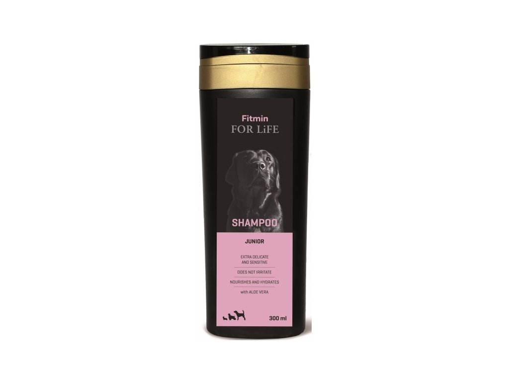 Fitmin For Life Junior šampón pro psy 300 ml