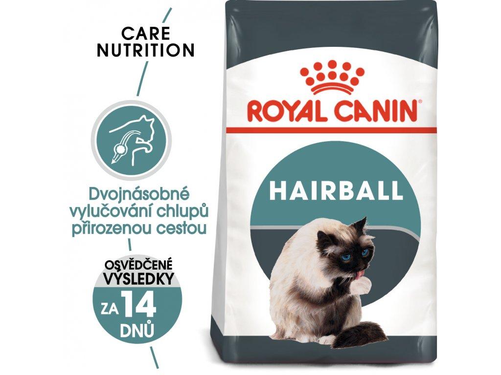 1 hairball care