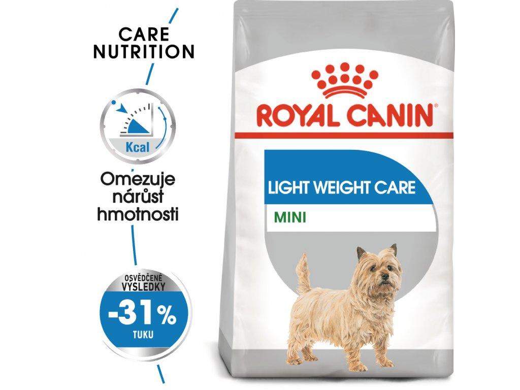1 mini light weight care