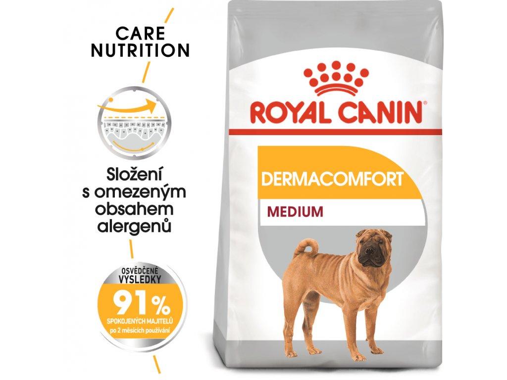 1 medium dermacomfort