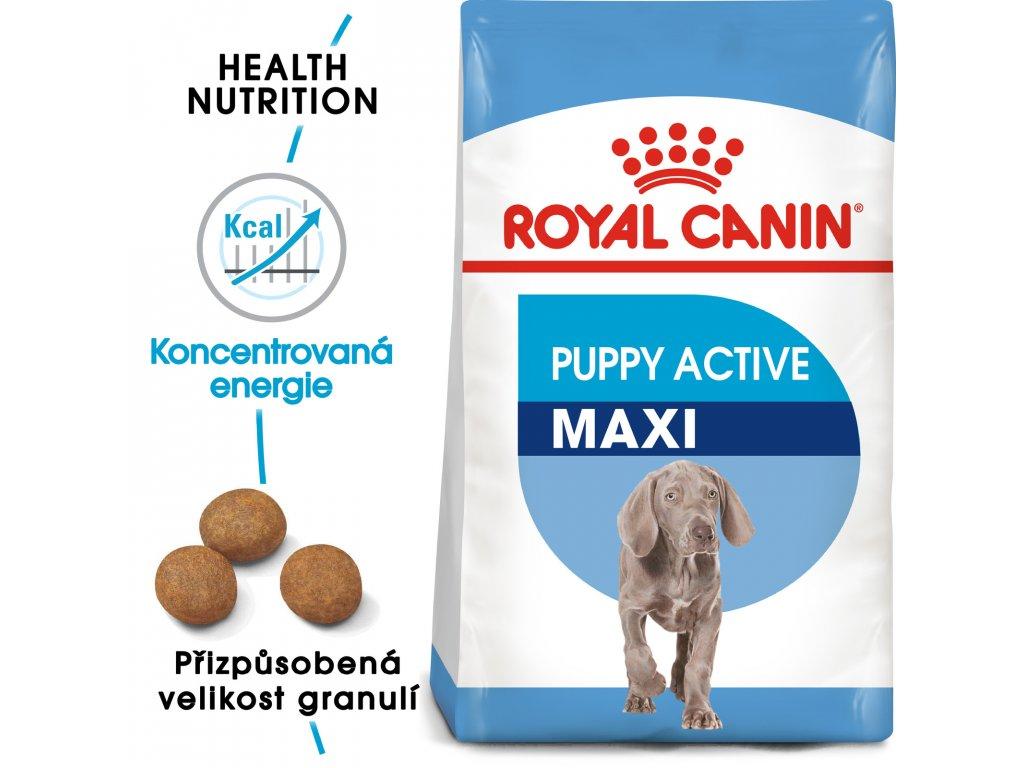 1 maxi puppy active