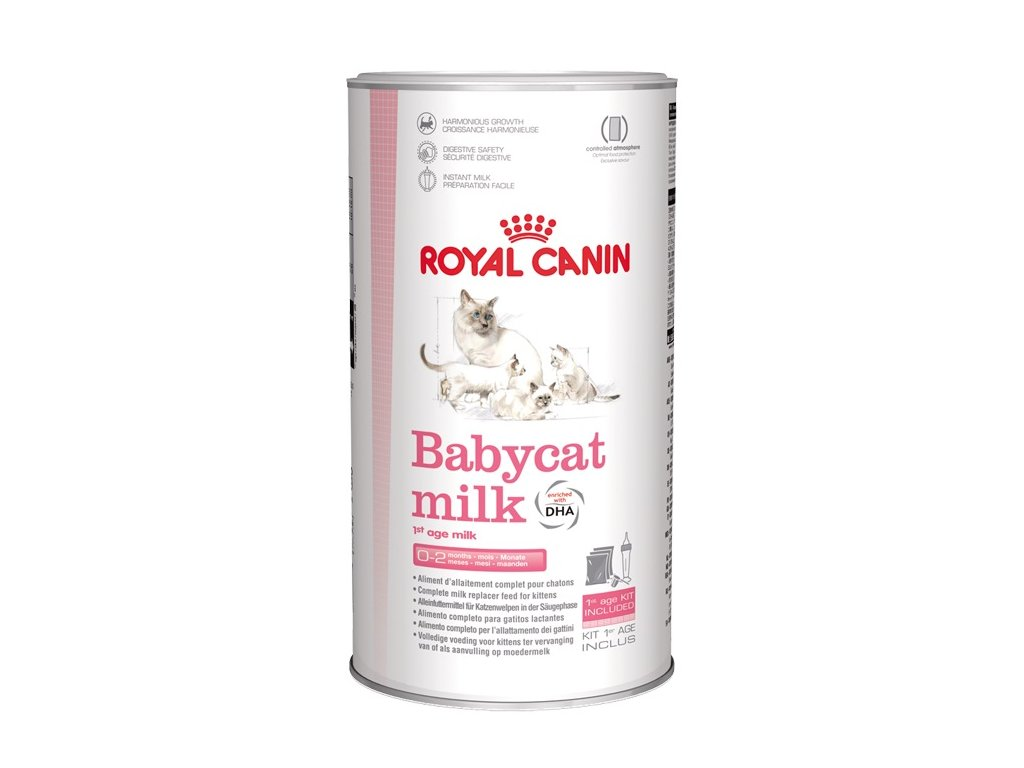 1 babycat milk
