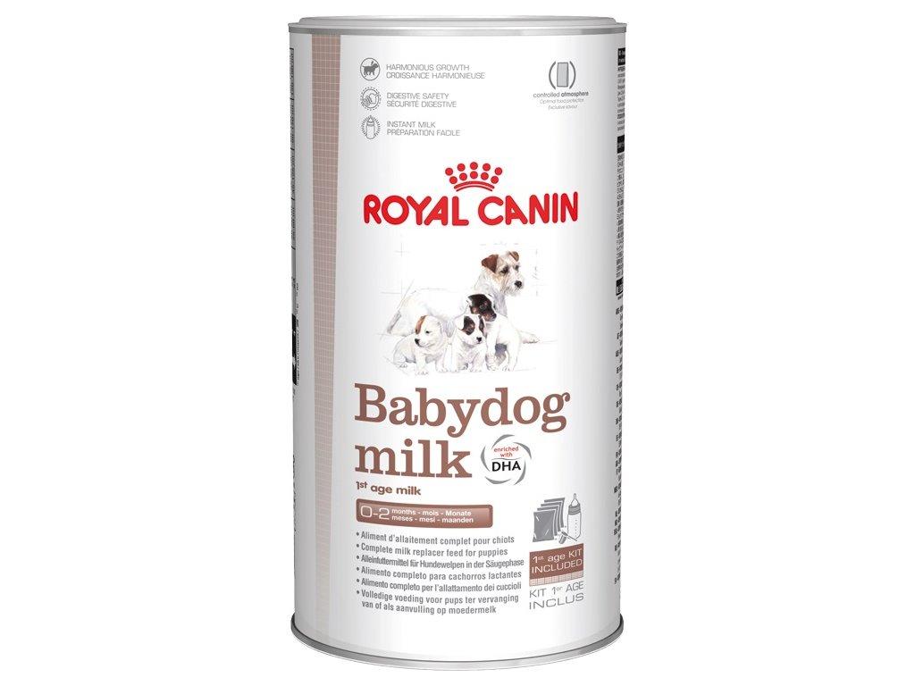 1 babydog milk