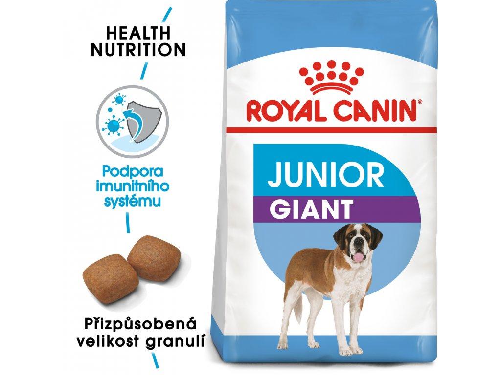 1 giant junior