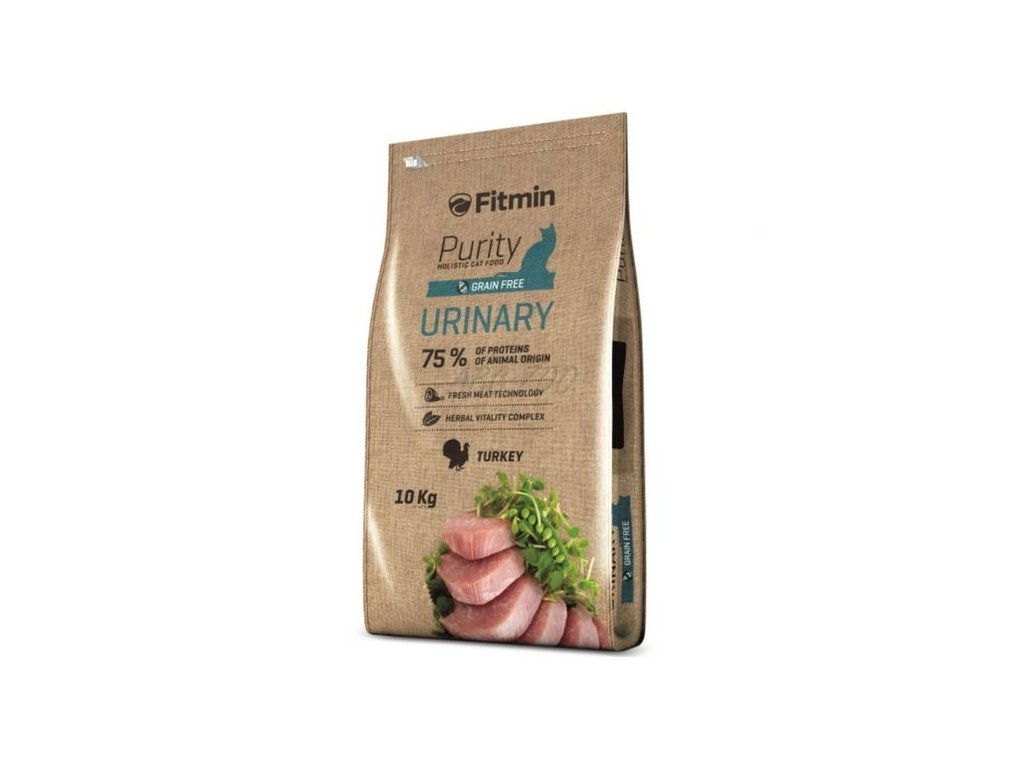 fitmin purity cat urinary 10 kg