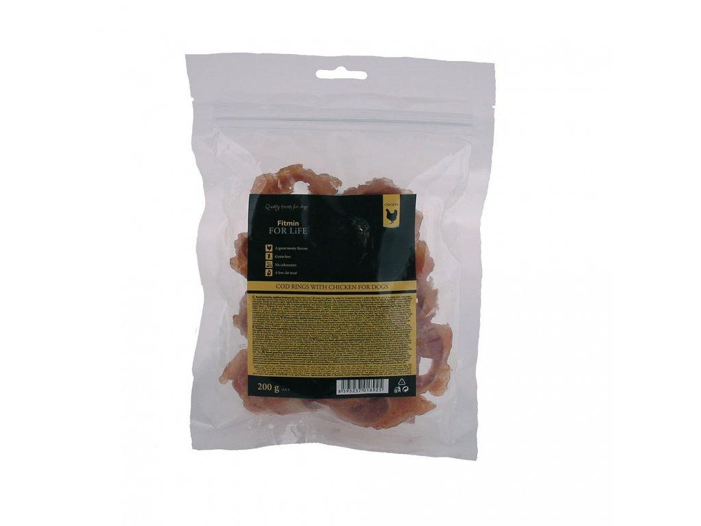 ffl dog treat cod rings with chicken 200g h L (1)