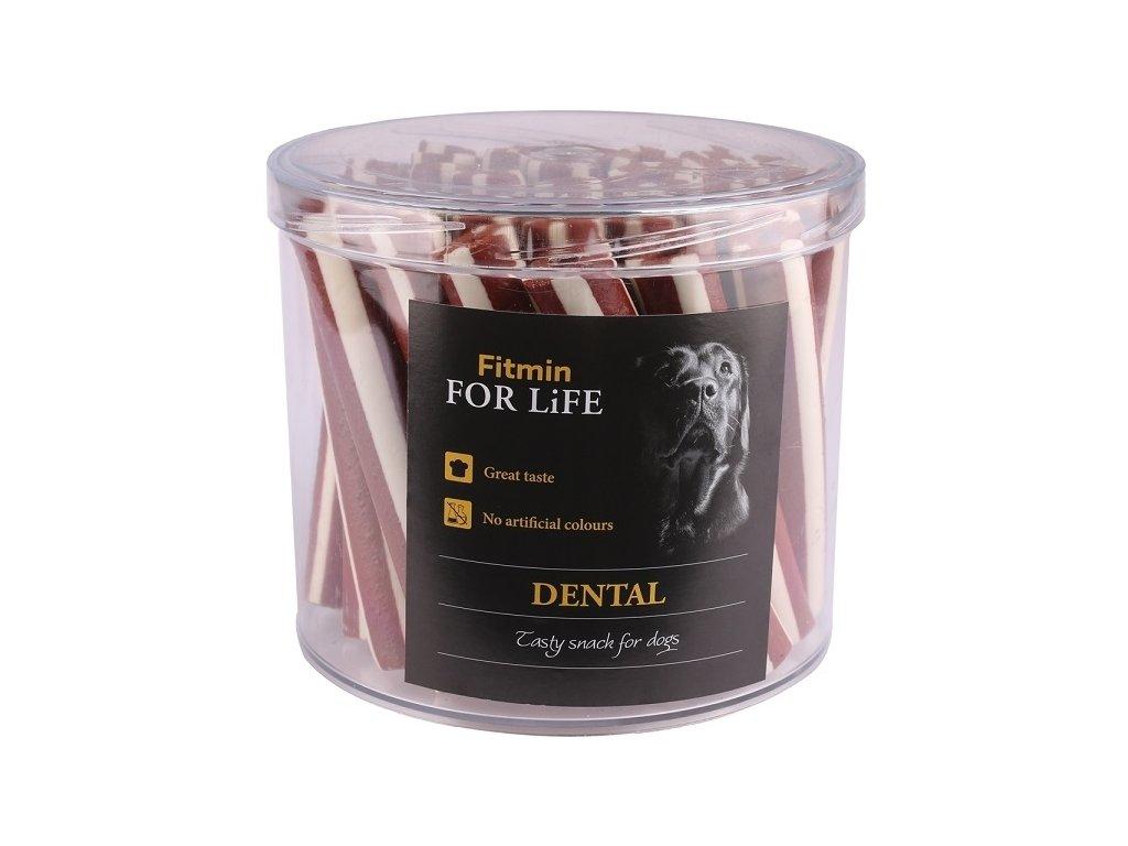 Fitmin For Life Tyčinky salámové pro psy 35 ks