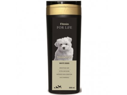 FFL Shampoo White dogs