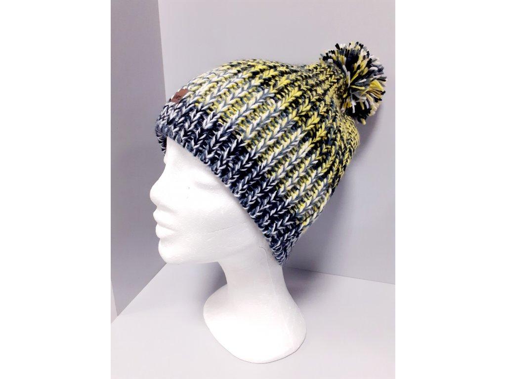 Pletená čepice Etirel
