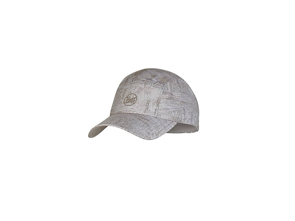 buff air trek cap 19a buf 118821 zinc silver grey 1
