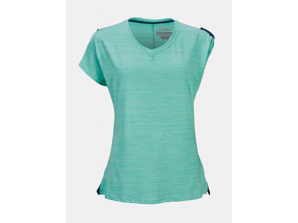 killtec Zelené dámské tričko killtec