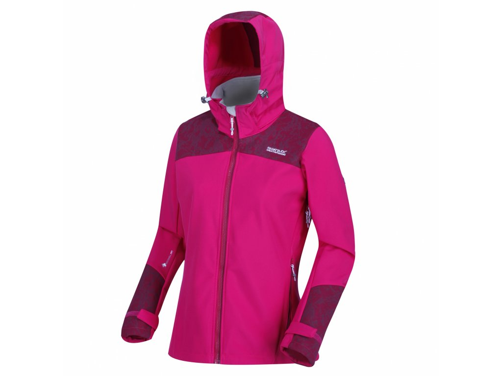 regatta softshell jack desoto v dames roze 3 320085 1569853109