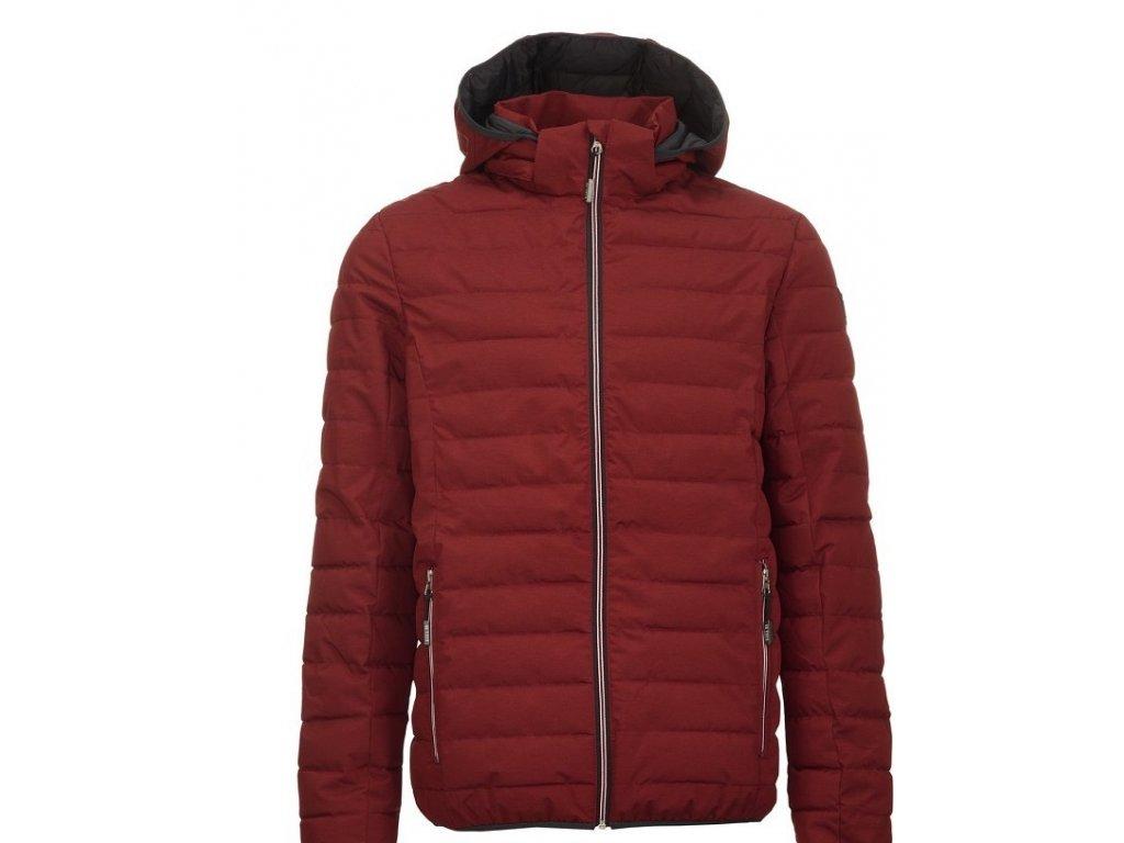 Pánská zimní bunda G.I.G.A by Killtec deep red