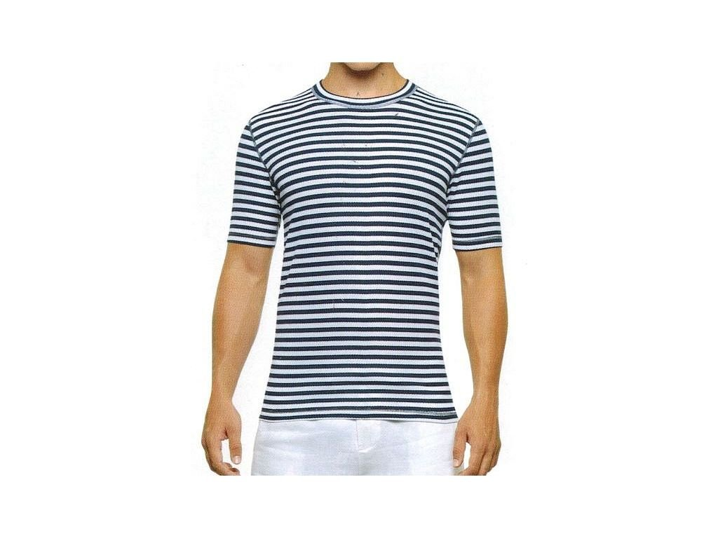pánské triko MOIRA krátký rukáv